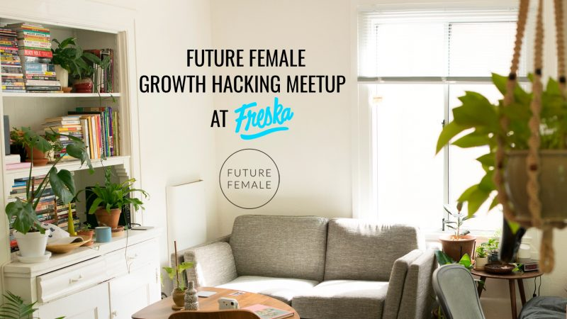 """Next MeetUp """"Growth Hacking"""" on 14.9.2017"""