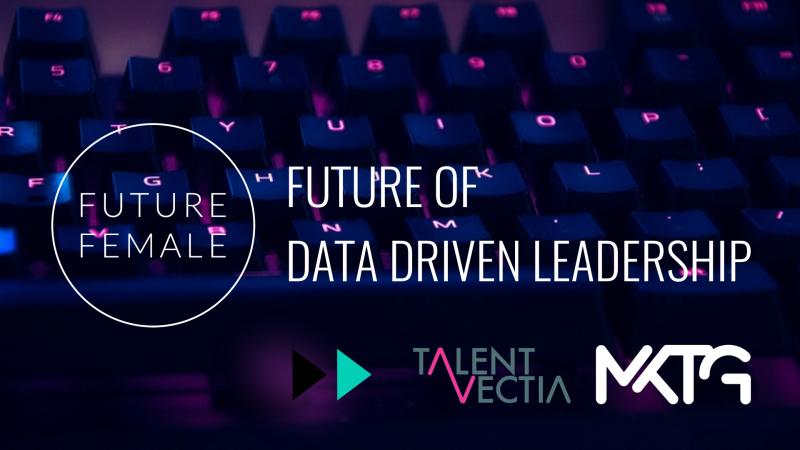 Next meetup Future of Data Driven Leadership on Tue 8.5.2018