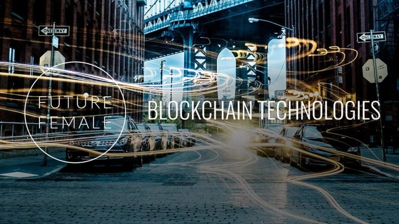 Future Female Meet up: Blockchain Technologies 13.11.2018