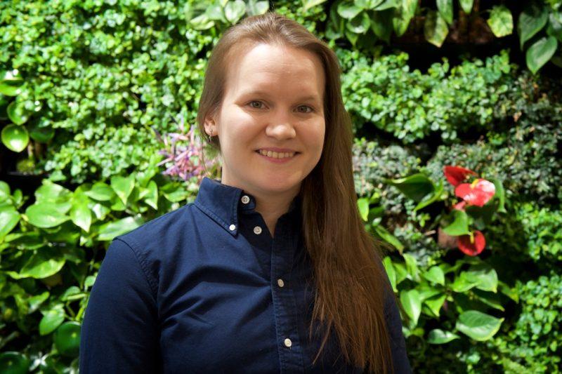 Meet Anneli Nylund