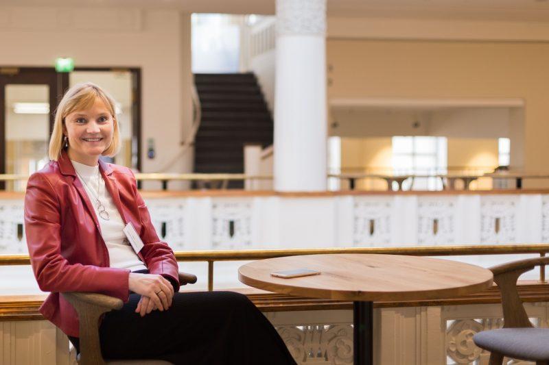 Meet Kristiina Vahvaselkä