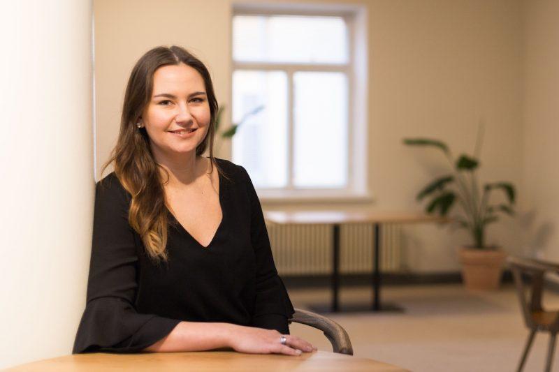 Meet Katja Seger
