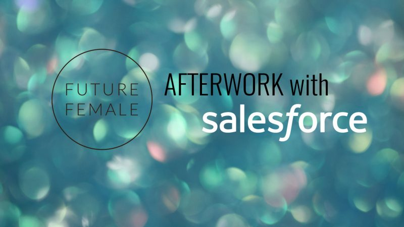 Future Female afterwork with Salesforce on Thu 6.6.2019