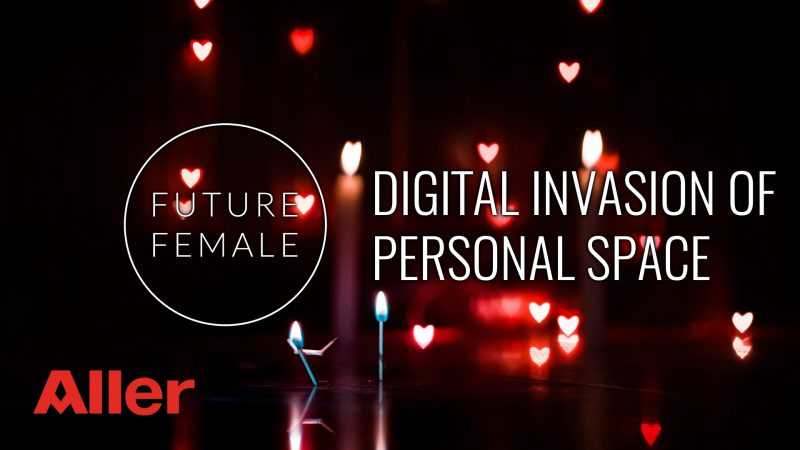 Meetup with Aller on Thu 5.11.2019: Digital Invasion of Personal Space