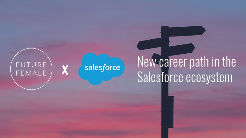 New career path in the Salesforce ecosystem on Tuesday 31.8.2021